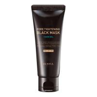 Маска с углем для чистки и сужения пор Eunyul Charcoal Pore Tightening Black Mask 100 г (8809435404504)