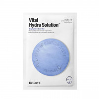 Питательная маска для лица Dr. Jart+ Dermask Waterjet Vital Hydra Solution 30 г (8809380645526)