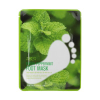 Маска для ног c экстрактом мяты Tony Moly Fresh Peppermint Foot Mask 16 мл (8806358546502)