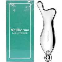 Массажер для укрепления контуров лица Wellderma Face Lifting Pad 1 шт