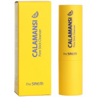 Стик для очищения пор с экстрактом каламанси The Saem Calamansi Pore Stick Cleanser 15 г (8806164158050)