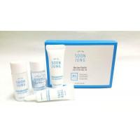Набор мини-средств для чувствительной кожи лица Etude House Soon Jung Skin Care Trial Kit 4 шт (8806199472534)