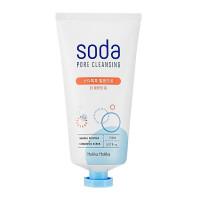 Пенка для глубокой очистки кожи лица Holika Holika Soda Tok Tok Clean Pore Deep Cleansing Foam 150 мл (8806334368531)