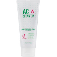 Пенка очищающая для проблемной кожи лица Etude House AC Clean Up Daily Acne Cleansing Foam 150 мл (8806199436543)