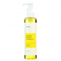 Успокаивающее очищающее гидрофильное масло с календулой Iunik Calendula Complete Cleansing Oil 200 мл (8809429957115)