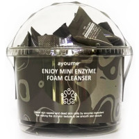 Набор энзимных пенок для умывания Ayoume Enjoy Mini Enzyme Foam Cleanser 3 г * 30 шт (8809534253287)