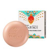 Успокаивающее мыло с красной глиной Rearar Dia Force Calming Red Mud Bubble Soap (8809501400348)
