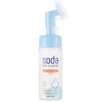 Пенка для умывания лица Holika Holika Soda Tok Tok Pore Cleansing Bubble Foam 150 мл (8806334368494)