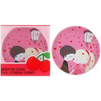 Увлажняющий бальзам-тинт для губ с ароматом вишни SeaNtree Art Moisture Steam Dual Lip Balm Cherry 14 г