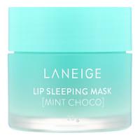 Ночная маска для губ «Мята-шоколад» Laneige Lip Sleeping Mask Mint Choco 20 г