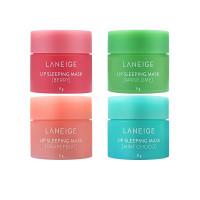 Набор ночных масок для губ Laneige Lip Sleeping Mask Mini Set 4 шт