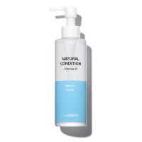 Увлажняющее гидрофильное масло The Saem Natural Condition Cleansing Oil Moisture 180 мл (8806164145111)