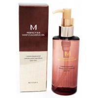 Гидрофильное масло для снятия BB крема Missha M Perfect BB Deep Cleansing Oil 200 мл (8806333372317)