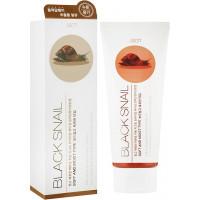 Пилинг-гель для лица с муцином улитки Jigott Premium Facial Black Snail Peeling Gel 180 мл (8809541280054)