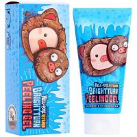 Глубоко очищающий пилинг-гель для лица Elizavecca Milky Piggy Hell-pore Vitamin Bright Turn Peeling Gel 150 мл (8809339909327)