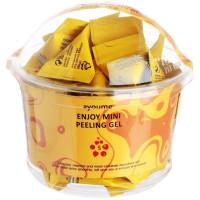 Набор пилинг-гелей для лица с фруктовыми кислотами Ayoume Enjoy Mini Peeling Gel 30 шт по 3 г (8809534252273)