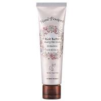 Питательный крем для рук и ног с маслом ши Etude House Hand Bouquet Rich Butter Hand & Heel Cream 100 мл (8806179490282)