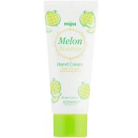 Крем для рук с экстрактом дыни Konad Niju Moisture Hand Cream Melon 60 мл (8809308075640)