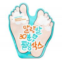 Пилинг-носочки для ног A'pieu Soft Foot 30 Minute Peeling Socks 1 пара 40 мл (8806185788311)