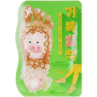 Пилинг-носочки для стоп Elizavecca Witch Piggy Hell-Pore Turtles Foot Pack -1 пара (3622)