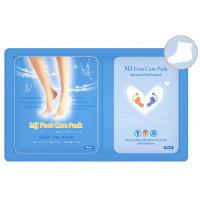Маска-носочки для ног с гиалуроновой кислотой Mj Care Foot Care Pack 22 г (8809220802027)