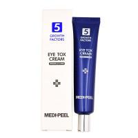 Омолаживающий лифтинг-крем для век с пептидным комплексом MEDI-PEEL Eye Tox Cream 40 мл (8809409340432)
