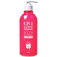 Восстанавливающий шампунь для гладкости волос Esthetic House CP-1 3 Seconds Hair Fill-Up Shampoo 500 мл (8809450012524)