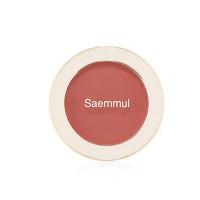 Однотонные румяна The Saem Saemmul Single Blusher RD03 Trench Rose 5 г (8806164152249)