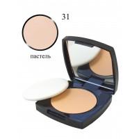 Компактная матирующая пудра для лица Eva cosmetics Soft & Matte - 31 Пастель, 11 г