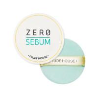 Минеральная рассыпчатая матирующая пудра Etude House Zero Sebum Drying Powder 6 г (8806199436093)