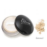 """Рассыпчатая пудра для лица Eva cosmetics """"Mineral Loose Powder"""" Тон Бежевый, 20 г"""