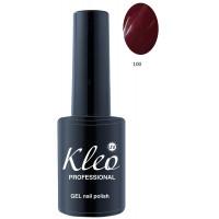 Гель-лак для ногтей Kleo, Цвет №100