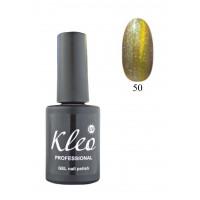 """Гель-лак для ногтей """"Кошачий глаз"""" Kleo Professional Chameleon Cat eye gel 3D effect Цвет 50"""