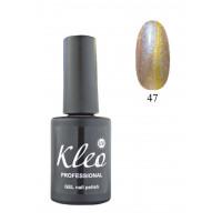 """Гель-лак для ногтей """"Кошачий глаз"""" Kleo Professional Chameleon Cat eye gel 3D effect Цвет 47 (1012404706)"""