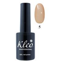 Гель-лак для ногтей Kleo, Цвет №5