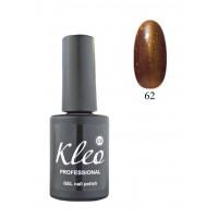 """Гель-лак для ногтей """"Кошачий глаз"""" Kleo Professional Chameleon Cat eye gel 3D effect Цвет 62"""