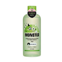 Глубоко очищающая мицеллярная вода Etude House Monster Micellar Deep Cleansing Water 300 мл (8809667995580)