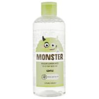 Мицеллярная вода с экстрактом алоэ вера Etude House Monster Micellar Cleansing Water 300 мл (8809587387694)