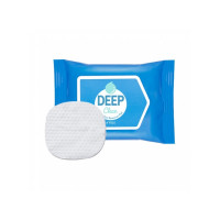 Диски для снятия макияжа A'pieu Deep Clean Lip&Eye Remover Pad 30 шт (8809530077061)