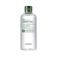 Очищающая вода с экстрактом зеленого чая Tony Moly The Chok Chok Green Tea Cleansing Water300 мл (8806194009445)