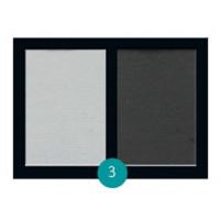 Матовые тени для век Eva cosmetics Satin Touch Палитра №3