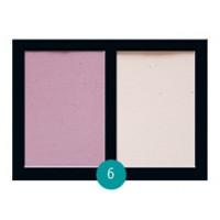 Матовые тени для век Eva cosmetics Satin Touch Палитра №6