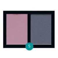 Матовые тени для век Eva cosmetics Satin Touch Палитра №5