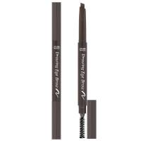 Карандаш для бровей с щеточкой Etude House Drawing Eye Brow #6 Black 0.25 г (8806199416231)