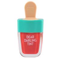Увлажняющий гелевый тинт для губ Etude House Dear Darling Tint Ice Cream 4,5 г (RD307 Watermelon)