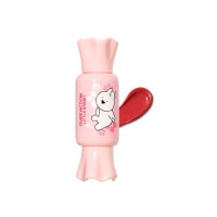 Тинт-мусс для губ The Saem Over Action Little Rabbit Saemmul Mousse Candy Tint - 14 Pink 8 г (8806164161470)
