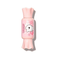 Тинт-мусс для губ The Saem Over Action Little Rabbit Saemmul Mousse Candy Tint - 15 Coral 8 г (8806164161487)