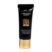 Тональный солнцезащитный BB-крем Ayoume Complete Cover BB Cream SPF50+ PA++++  Тон 27 20 мл (8809534251795)