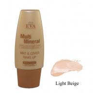 Матирующий тональный крем Eva cosmetics Multi Mineral Тон Light Beige