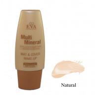 Матирующий тональный крем Eva cosmetics Multi Mineral Тон Natural